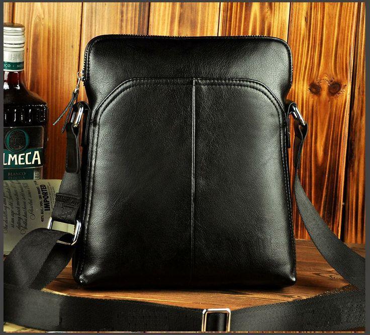 2014 a New York man successful men messenger bag for elite Business and leisure business men shoulder bag leather  $34.87