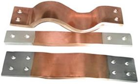Copper Laminated Flexible Connectors are found to be useful in fastening an electrical connection. These electrical connections are made and fastened, using Copper Laminated Flexible Connectors, when the surrounding related conditions and environments are of extreme nature.