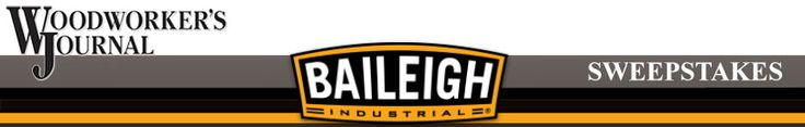 Win a Baileigh Industrial, Inc 10-in. Table Saw (model TS-1040P-30 here:  http://woobox.com/k4fc4k/doghtq