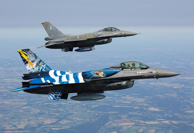 """F-16 """"ΖΕΥΣ"""""""