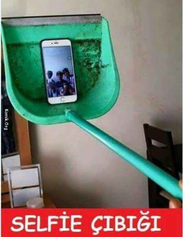 selfie çıbığı