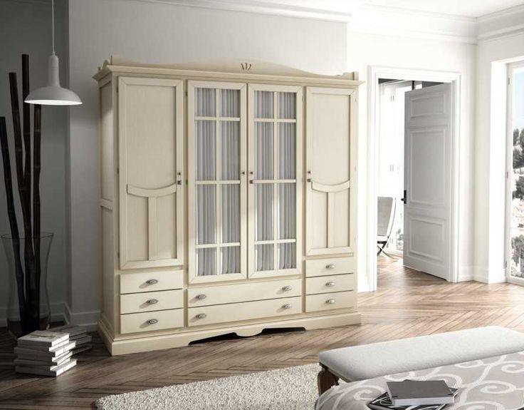 Mejores 48 imágenes de Armarios de Dormitorio con encanto. en ...