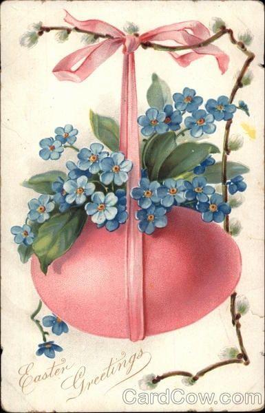Еще немного старинных пасхальных открыток.. Комментарии : LiveInternet - Российский Сервис Онлайн-Дневников