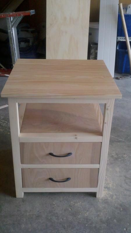 25 best ideas about nightstand plans on pinterest the - Woodworking plans bedroom furniture ...