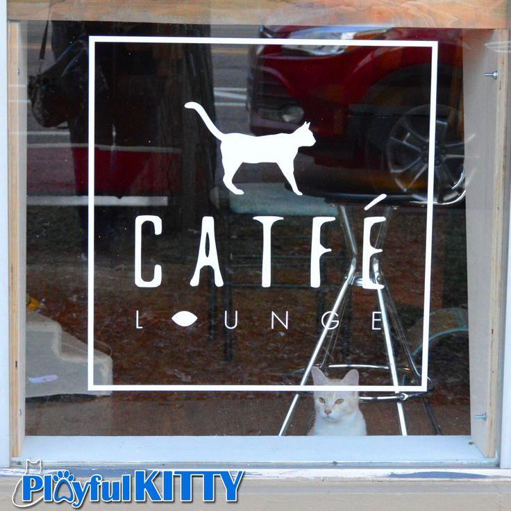 Cat Cafe Ferndale