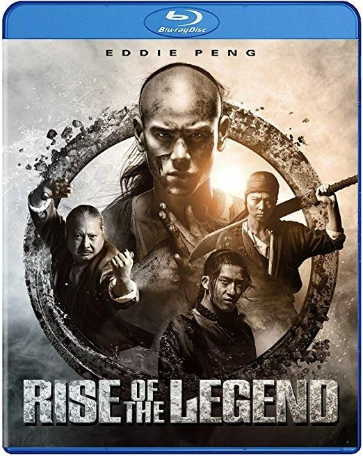Eddie Peng & Sammo Hung & Chow Hin Yeung Roy-Rise of the Legend
