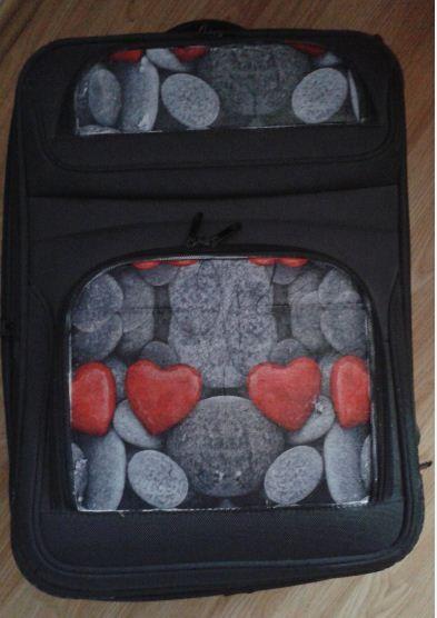Bőrönd új bőrben - Decoupage ötletek - kezdőknek és haladóknak