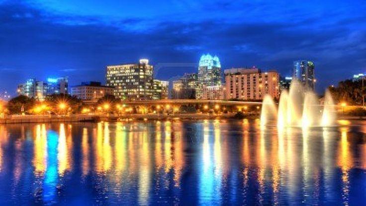 Orlando skyline best view - Google zoeken