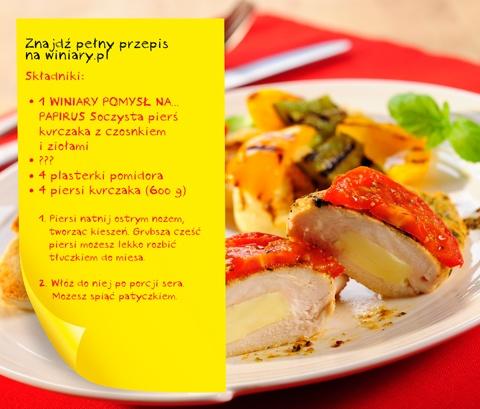 http://www.winiary.pl/przepis.aspx/76187/piers-z-serem-i-pomidorem brakuje 100g sera topionego smietankowego