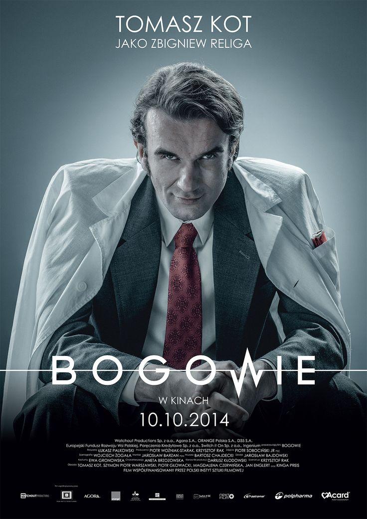 """""""Bogowie"""", reżyseria: Łukasz Palkowski"""