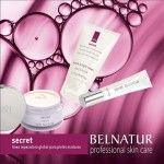 Línea Secret Belnatur, el cuidado global para pieles maduras