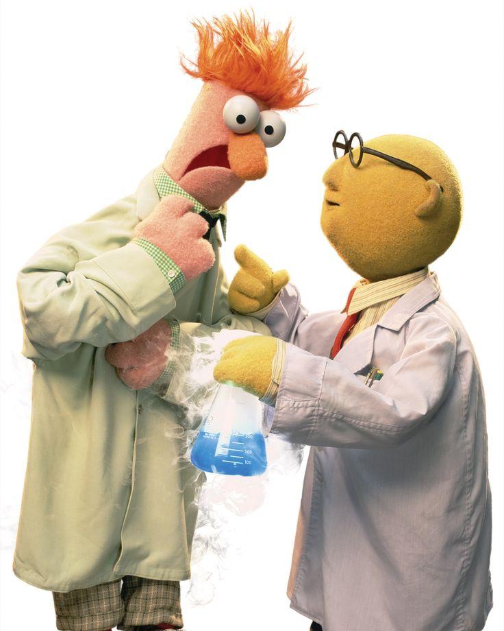 103 Best Images About The Muppets On Pinterest: A Beaker For Beaker Dr. Bunsen Honeydew And Beaker