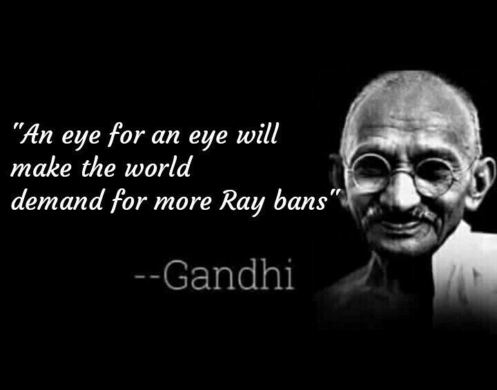 Gandhi Memes Fake Gandhi Quotes That Got Viral As Comments Wotpost Gandhi Quotes Friends Quotes Funny Fake Quotes