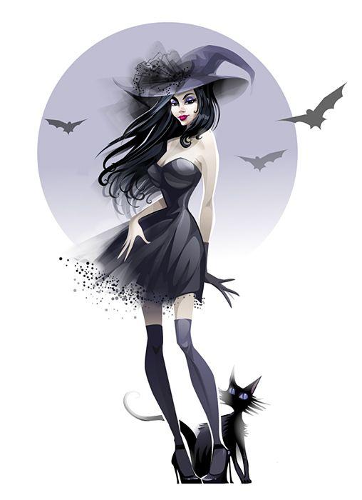 Just Halloween picture, por Zzanthia                                                                                                                                                                                 Más