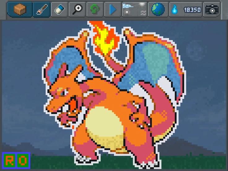 Again, a great pokemon Pixel Art