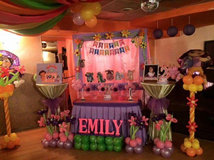 Dora the Adventure Party