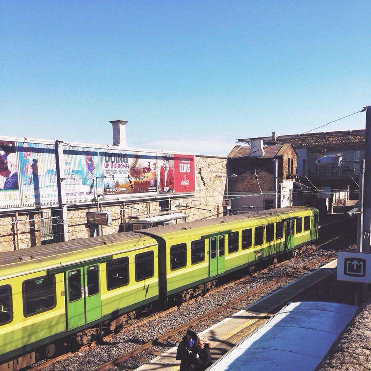 Dun Laoghaire Rail station