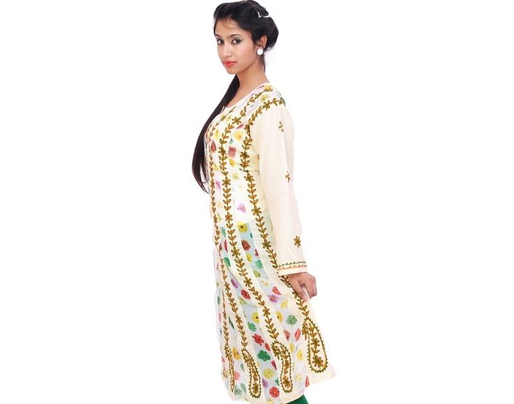 Before we talk about must-have kurtis for girls you must know that its not about kurti styles like angarakha anarkali c-shaped high-low or tail cut kurtis. Its about the TYPE of kurtis. We will talk about fabrics and basic types in which you can buy kurtis online in India. Why focus on online shopping? Because its easier and cheaper; you can find all the mentioned types easily online whereas offline youll need to make quite a lot trips to the market. Its not mandatory though.Must-Have types…