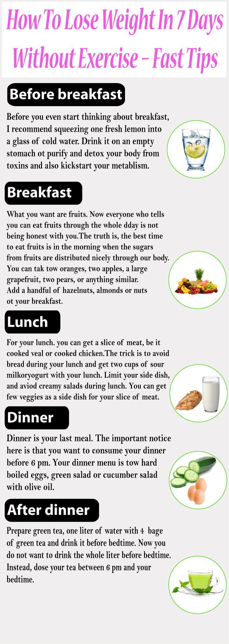 48 best weight loss tips ideas images on pinterest health