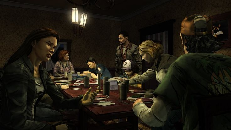 'The Walking Dead: The Telltale Series' Twitch Stream – Day Two – www.nsgamer.com