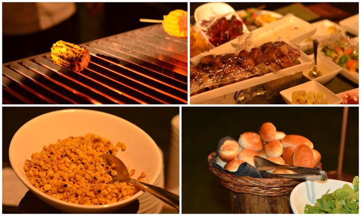 Interesting combinations and twists,#fierygrills on a chilled night Begin your weekend with #BarbequeFridays