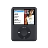 Apple iPod nano 8 GB Black (3rd Generation) OLD MODEL (Electronics)By Apple