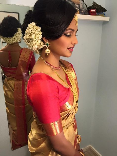 Indian Wedding Hairstyles For Indian Brides Elegant Loose Curl