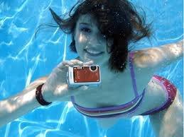 olympus underwater camera