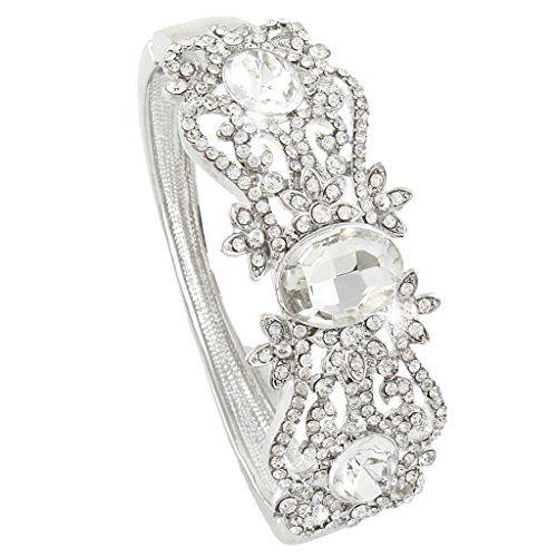 Ever Faith Floral Pattern Bracelet Clear Austrian Crystal... https://www.amazon.ca/dp/B00OTGIATY/ref=cm_sw_r_pi_dp_bHDFxb7TXRZF4