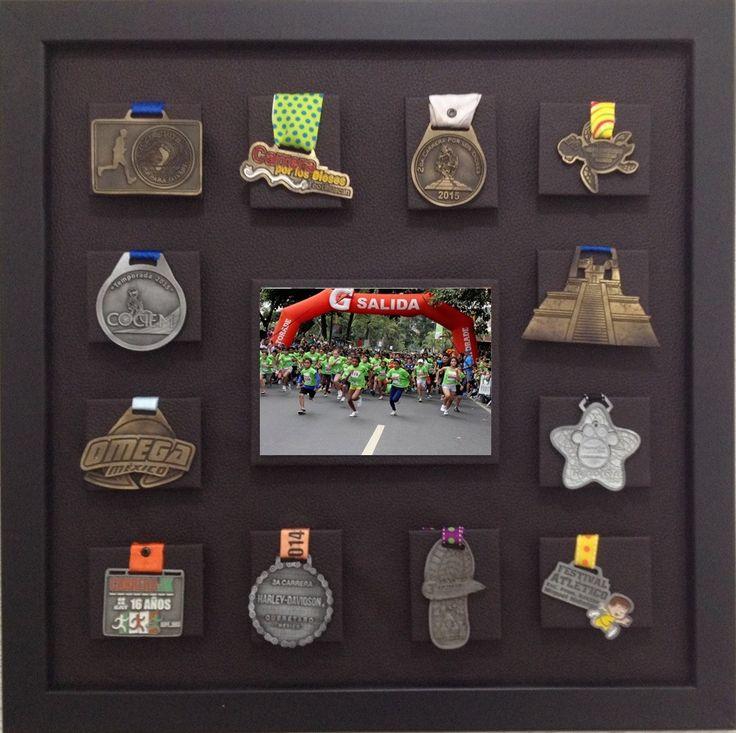 Medalleros - Página web de sportsrunner