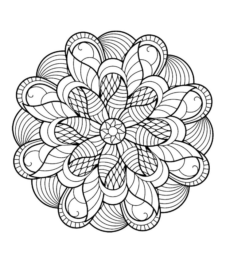 3133 best Art: Zentangle Coloring images on Pinterest | Coloring ...