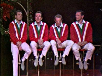 Andy Williams Christmas Shows - love it when I can catch a re-run of these.