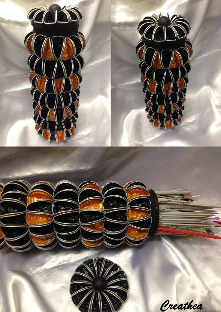 Favorit 355 best Reciclando Capsulas de Café images on Pinterest  MQ06