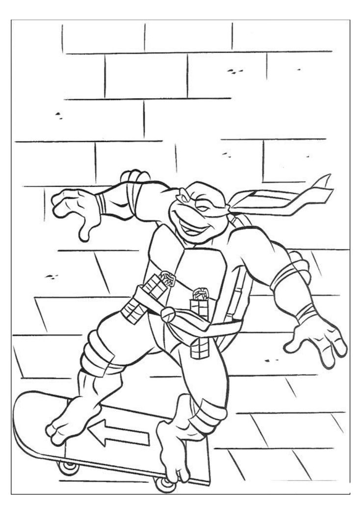 Želvy Ninja-9