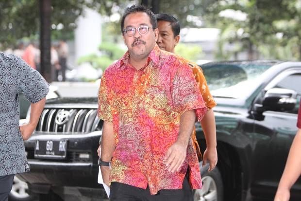 KPK Periksa Rano Karno Setelah Libur Natal