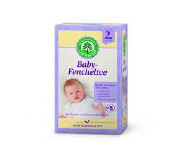 Ceai bio anti-colici, cu fenicul, fara zahar, pt. bebelusi