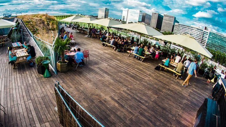 Image of Nüba bar at La Cité de la Mode et du Design | Paris