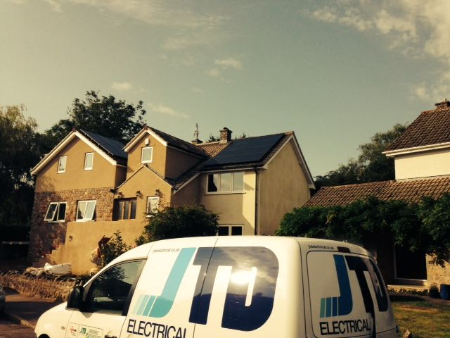 Electrician Bristol, Electrician Bath, Electricians in Bristol | JTD Electrical