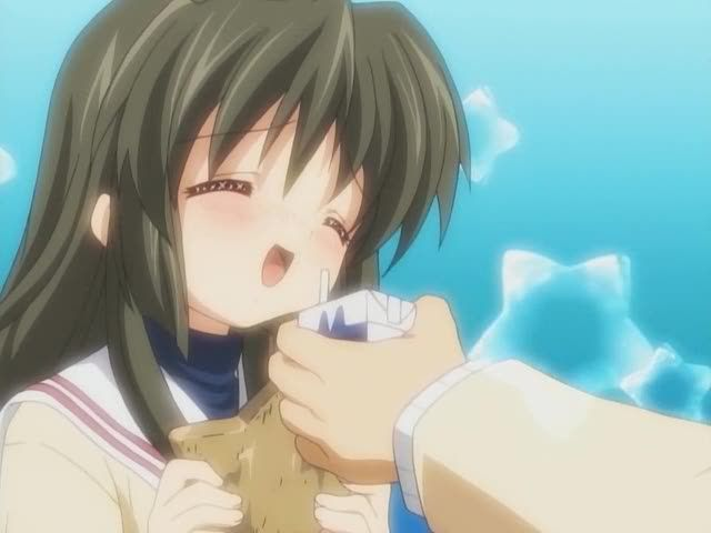 clannad funny | Clannad Funny Moment