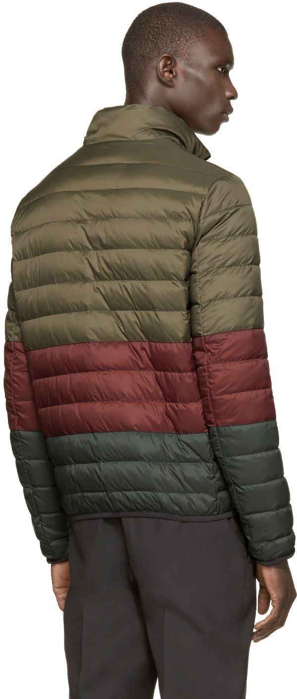 Valentino Multicolor Down Jacket
