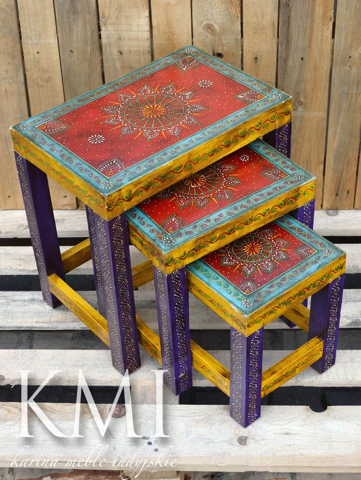 meble indyjskie kolorowe http://karinameble.pl/