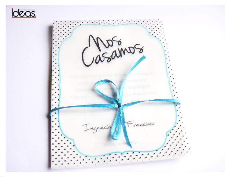 Partes & Invitaciones www.agenciaideas.cl contacto@agenciaideas.cl