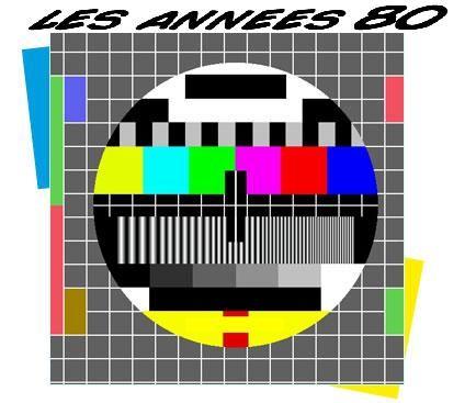 Idée pour une  déco murale ou pour un  chemin de table pour Soirée Années Télé 80  trouvé via google