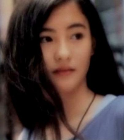 A 14 year old Cecilia Cheung  http://www.chinaentertainmentnews.com/2015/07/a-14-year-old-cecilia-cheung.html