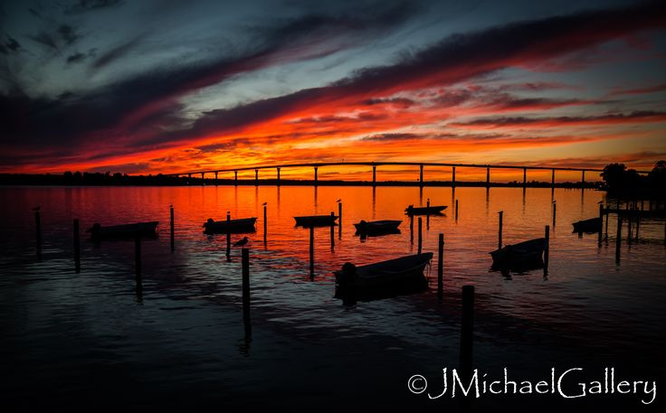 Sunset in Maryland by Jason Duley on 500px