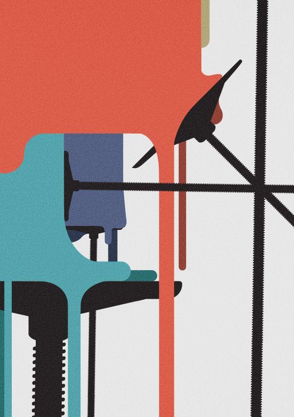 Forced Design on Behance https://www.behance.net/gallery/Forced-Design/15947321