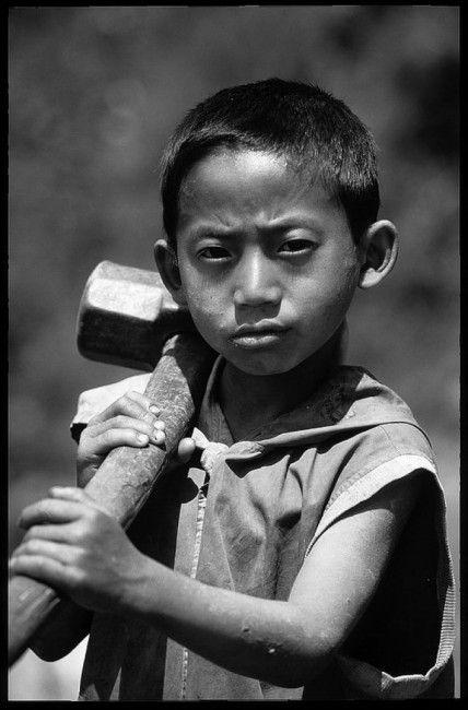 Yuksam, Sikkim, To będzie ciężki dzień...., INDIE