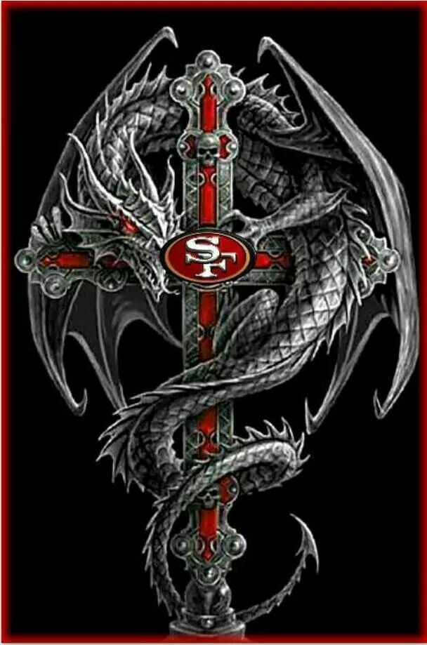 Tribal Wallpaper 3d You Don T Want None Niners Empire Dragon Tattoos