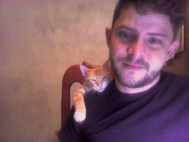 Déxter and me