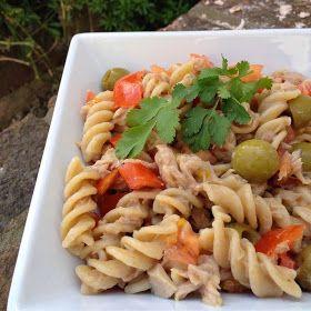 Cuisine Ma-Ligne!: Pates au thon ww (7pp)